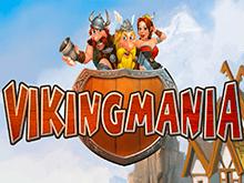Викинг Мания – игровой аппарат от производителя софта Playtech