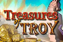 Сокровища Трои на сайте Вулкан Платинум