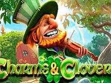 Играть Charms & Clovers онлайн на деньги
