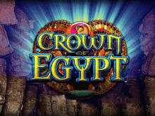 Игровой аппарат Crown Of Egypt в Вулкан Платинум