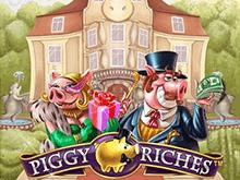 Аппарат Piggy Riches в Вулкан Платинум