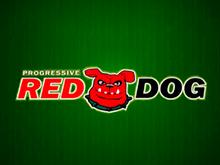 Как играть на реальные деньги в слот Red Dog Progressive