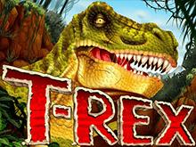 Тематический автомат Тираннозавр для удачливых игроков и больших выплат