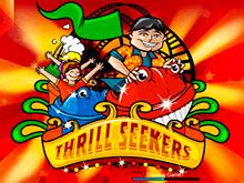 Играйте в азартную игру Thrill Seekers на азартной площадке