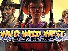 Wild Wild West: The Great Train Heist от популярного разработчика