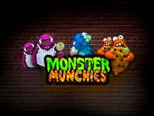 Автомат Monster Munchies от Booming Games в виртуальном клубе